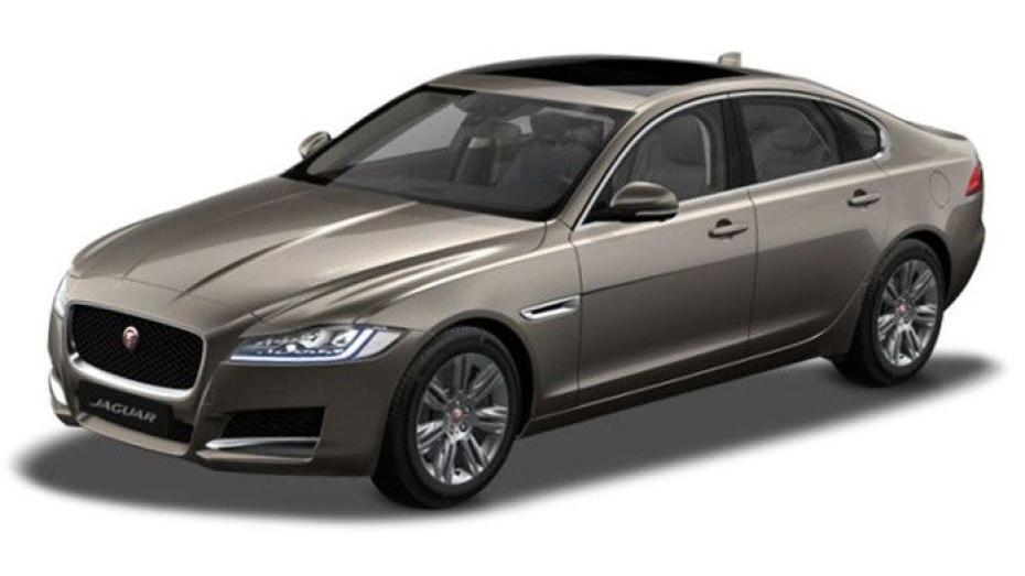 Jaguar XF (2017) Others 005