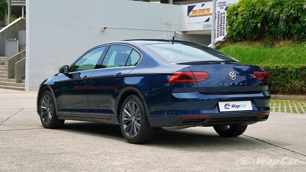 2020 Volkswagen Passat 2.0TSI Elegance Exterior 005