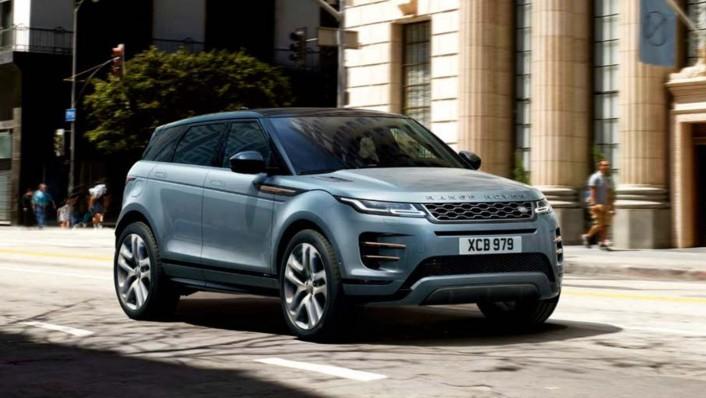 2020 Land Rover Range Rover Evoque Public Exterior 001