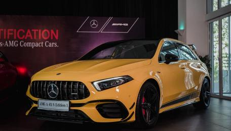 2020 Mercedes-Benz AMG A45 S Price, Specs, Reviews, Gallery In Malaysia | WapCar
