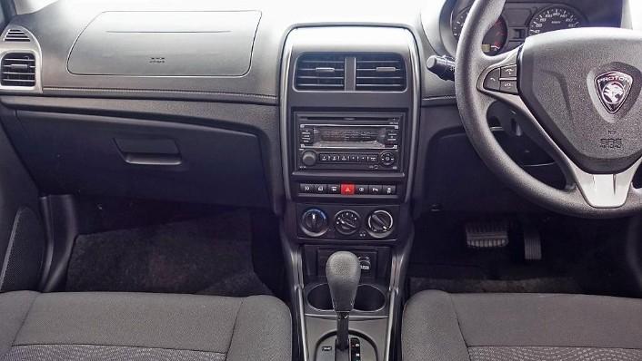 2018 Proton Saga 1.3 Premium CVT Interior 004