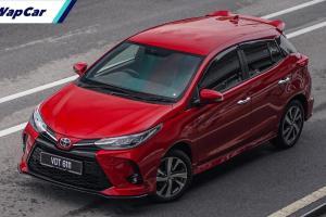 Berminat dengan Toyota Yaris 2021? Ini bayaran bulanan dan gaji minimum yang diperlukan