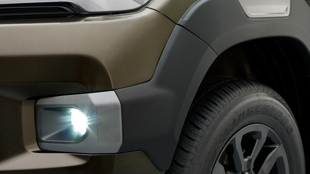 2020 Toyota Hilux Exterior 008