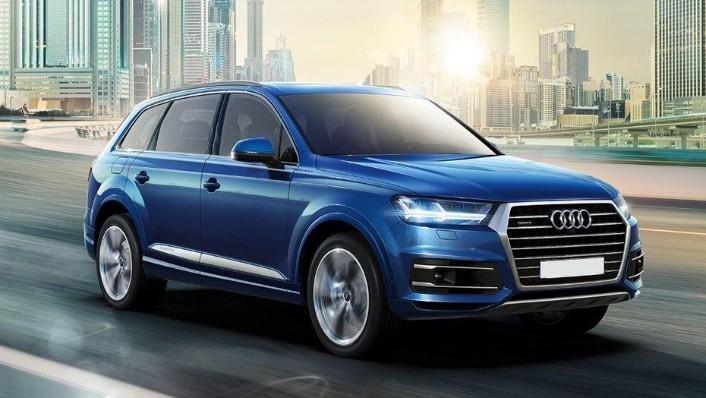 Audi Q7 (2019) Exterior 003
