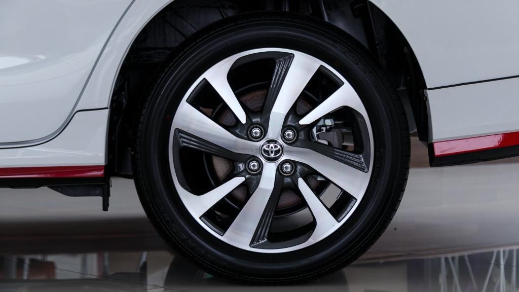2019 Toyota Vios 1.5G Exterior 028