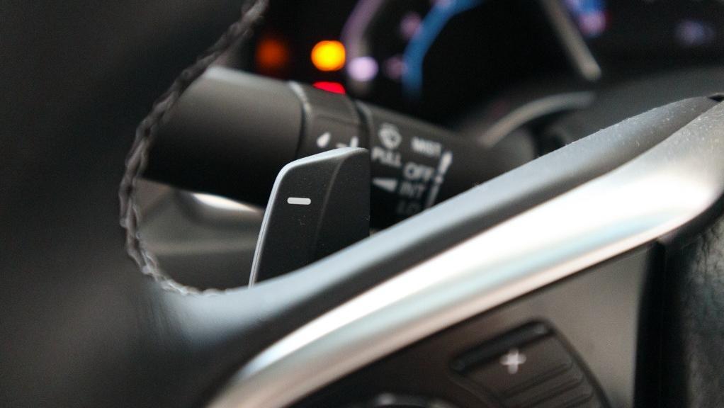 2018 Honda Civic 1.5TC Premium Interior 020