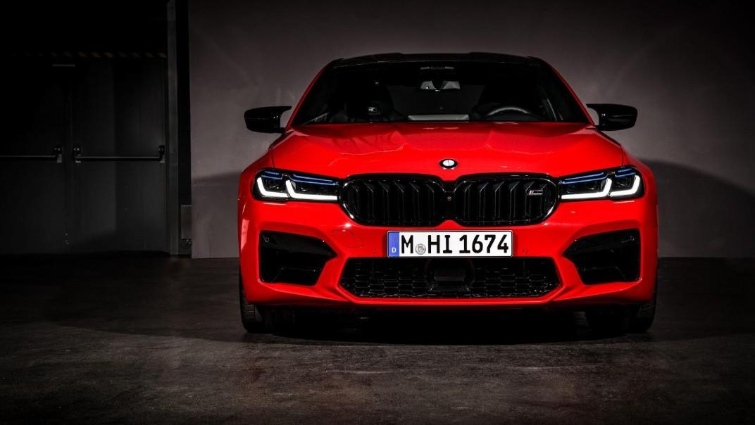 2020 BMW M5 Exterior 037