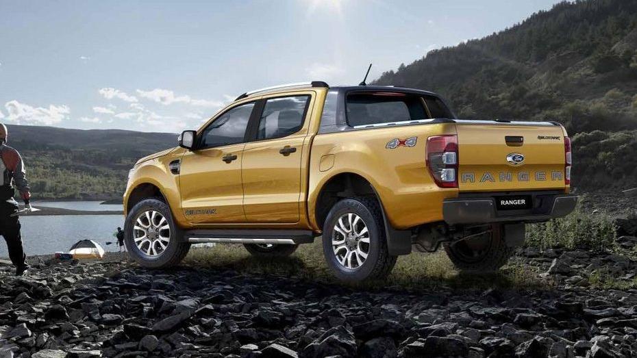 Ford Ranger (2018) Exterior 010
