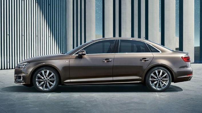 Audi A4 (2019) Exterior 006