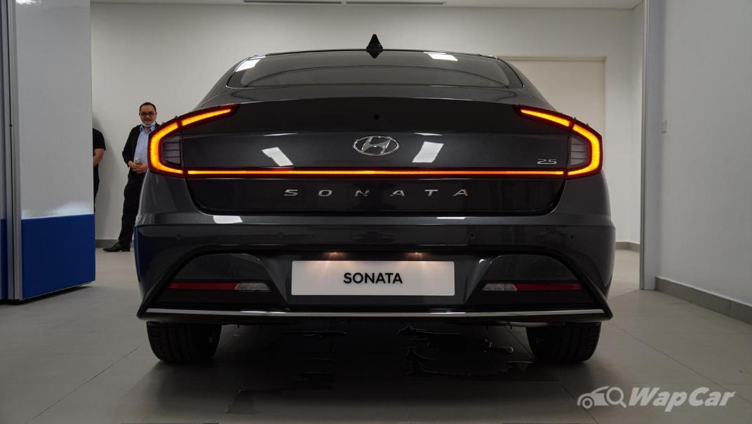 2020 Hyundai Sonata 2.5 Premium Exterior 063
