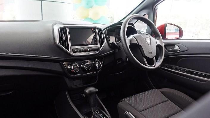2019 Proton Iriz 1.6 VVT Executive CVT Interior 003