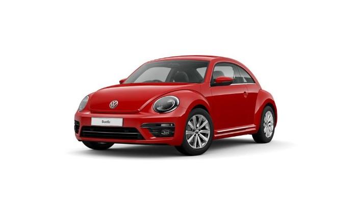 Volkswagen Beetle (2018) Exterior 001