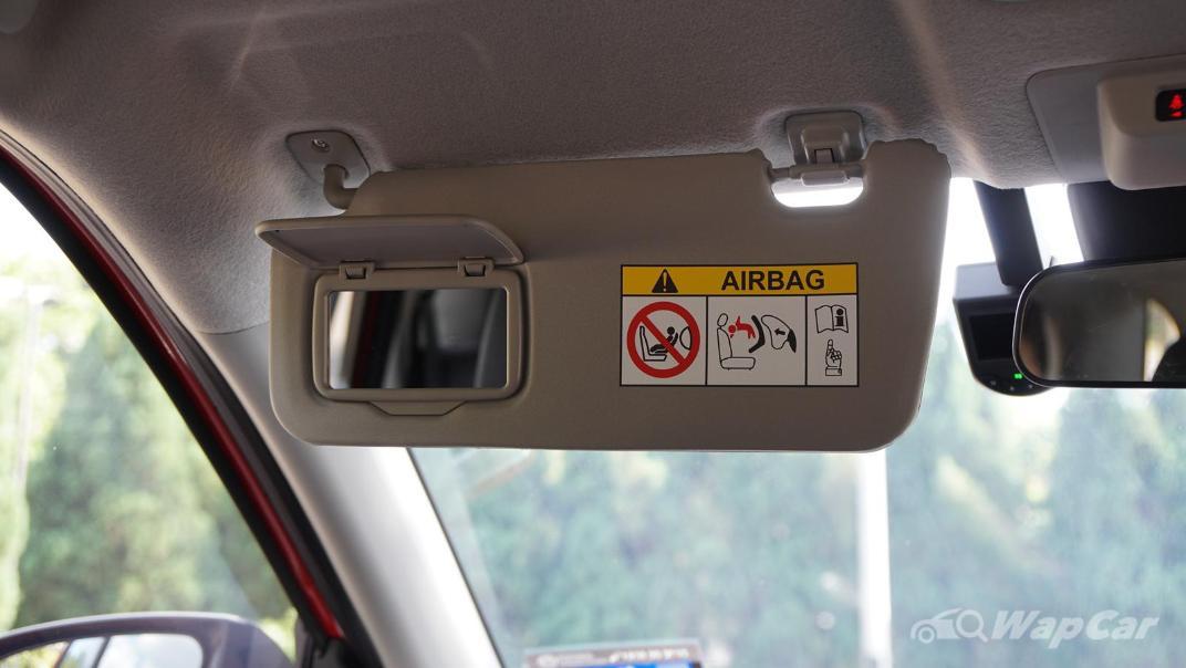 2021 Perodua Ativa 1.0L Turbo AV Special Metallic Interior 077