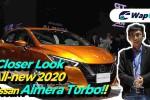 Video: All-new 2020 Nissan Almera 1.0L turbo first look, B-seg winner?