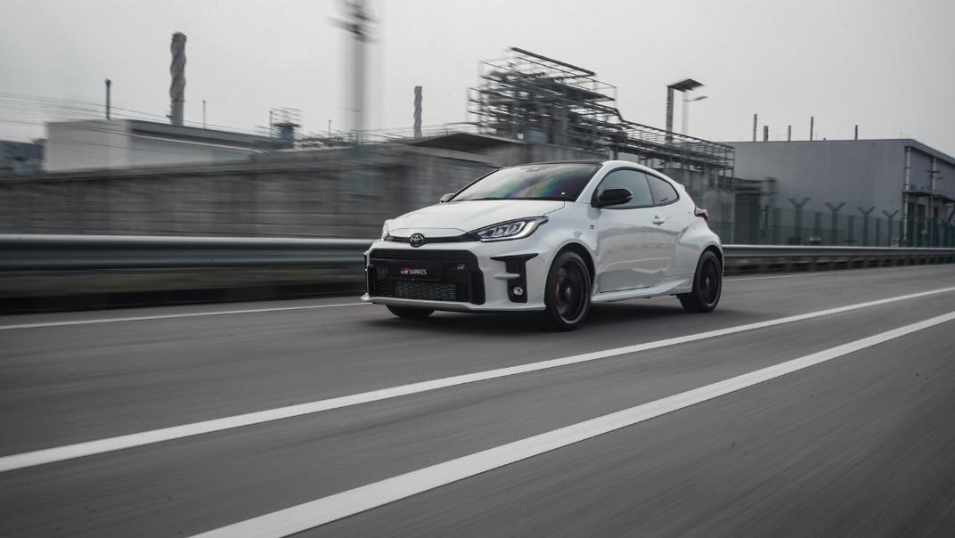 2021 Toyota GR Yaris Exterior 055