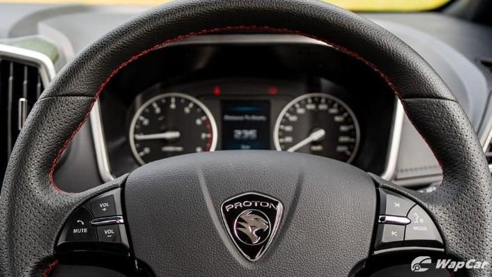 2019 Proton Iriz 1.6 VVT Premium CVT Interior 006
