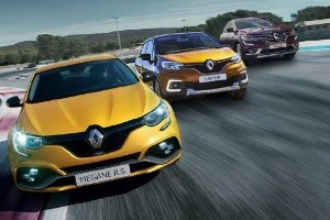 Renault Subscription contributes to over than 50% of Renault Malaysia's sales
