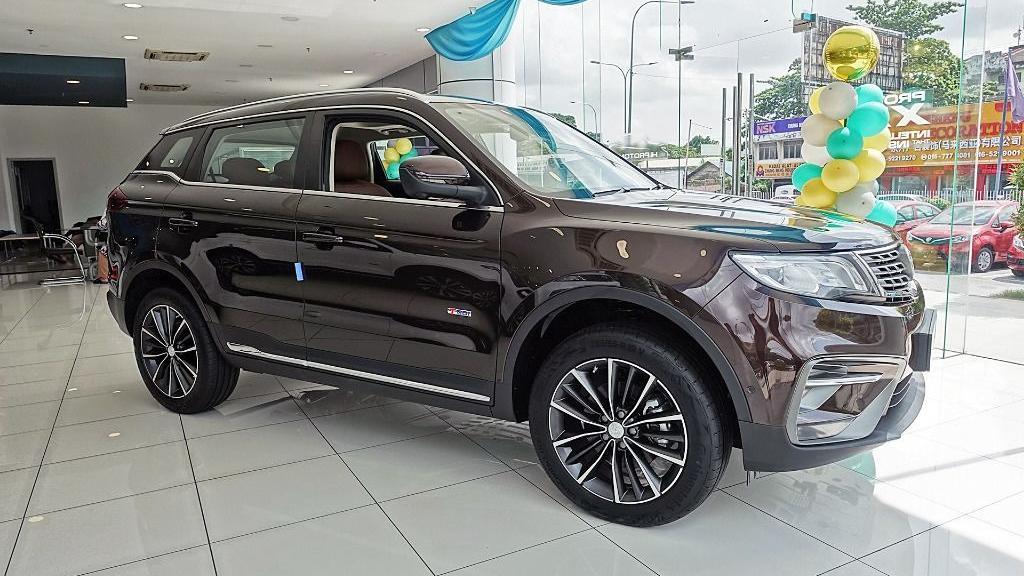 2018 Proton X70 1.8 TGDI Premium 2WD Exterior 003