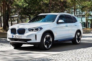Leaked: Here is the all-electric BMW iX3 in production form