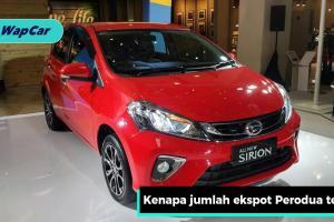Kenapa Perodua Myvi tak laku di pasaran luar negara?
