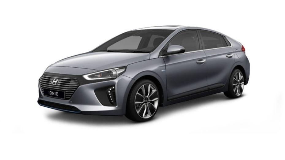 Hyundai Ioniq (2018) Others 002