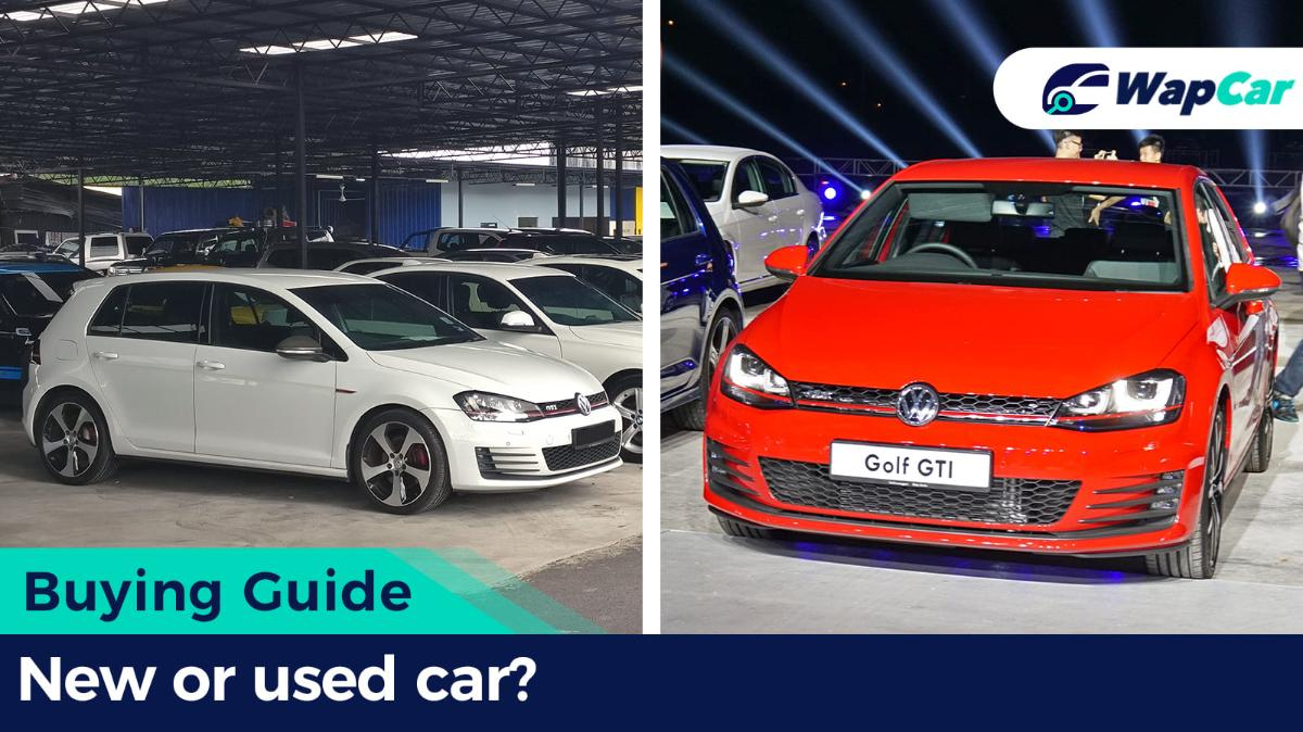 New or used car, which should you buy after MCO? 01