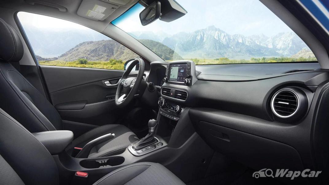 2020 Hyundai Kona Interior 003