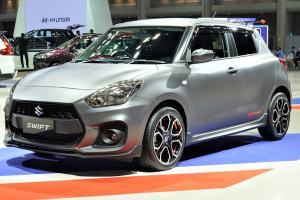 Galeri: Suzuki Swift generasi 4 di BIMS 2021, akan kembali ke Malaysia?