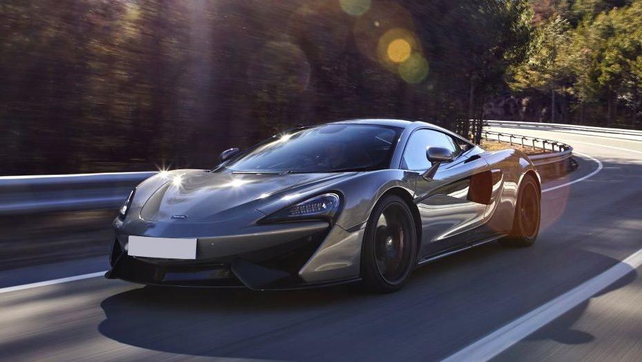 McLaren 570S (2019) Exterior 002