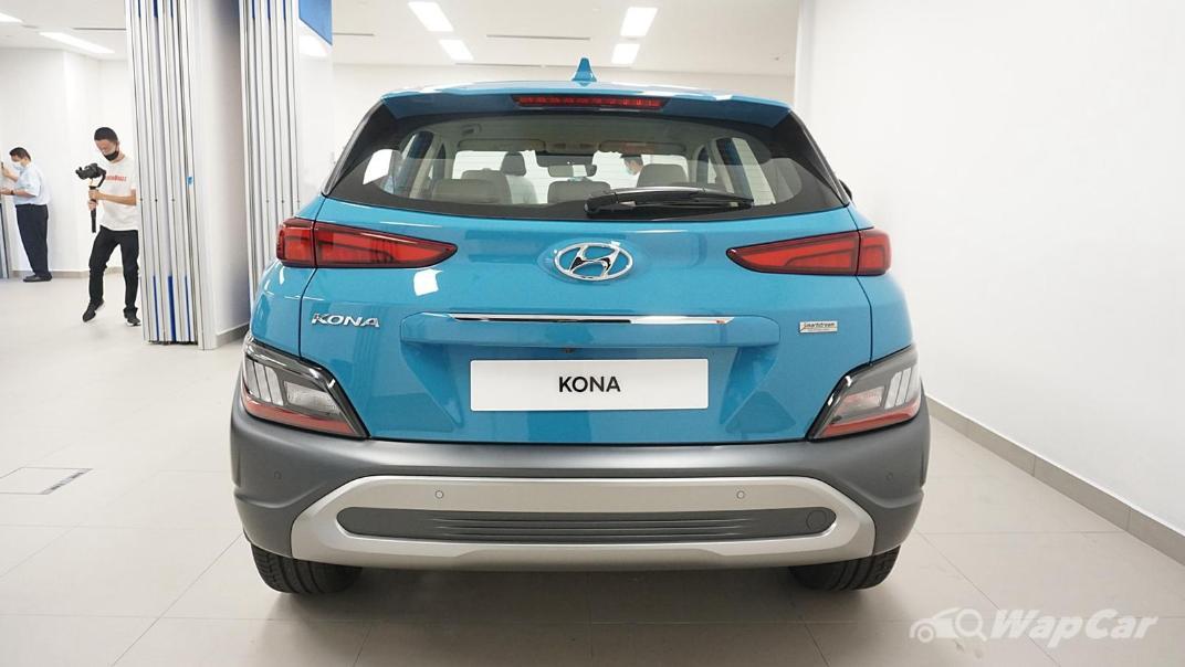 2021 Hyundai Kona 2.0 Active Exterior 003