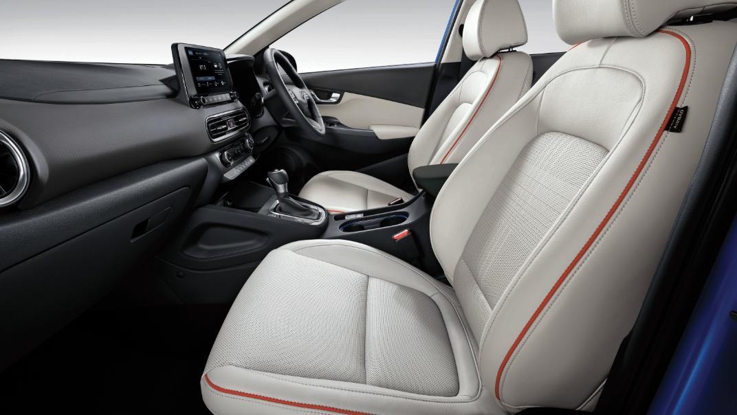2021 Hyundai Kona 1.6 Turbo Interior 003