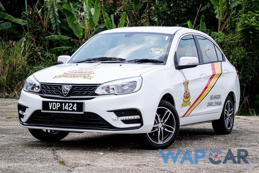 2019 Proton Saga 1 3l 4at Has An Official Fuel Consumption Of 6 7l 100km Wapcar