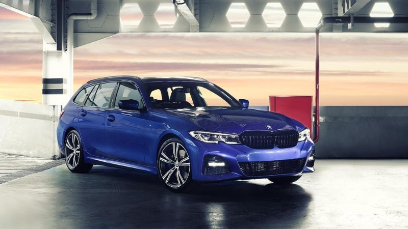 2020 (G20) BMW 320i M Sport Touring launched in Indonesia, first 25 units to be sold online 02