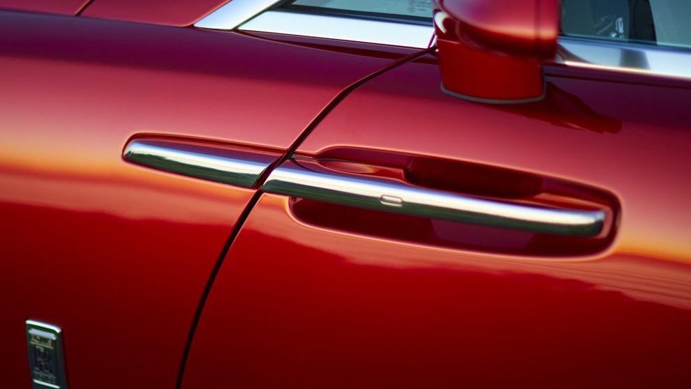 2016 Rolls Royce Dawn Dawn Exterior 004