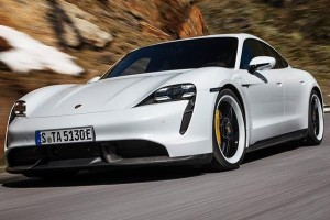 The 2020 Porsche Taycan is the world's most innovative car