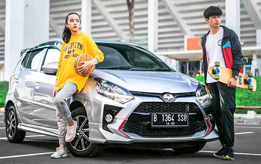 Toyota Agya TRD – saudara kembar Perodua Axia di Indonesia! 02
