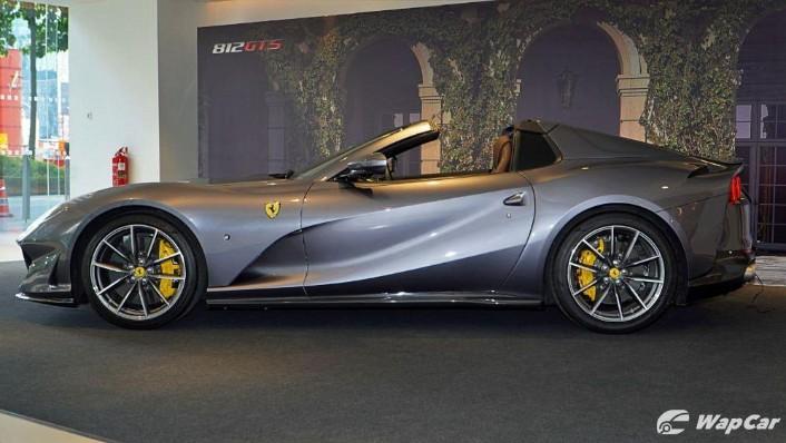 2020 Ferrari 812 GTS Exterior 009