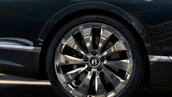 Bentley Flying Spur (2020) Exterior 007