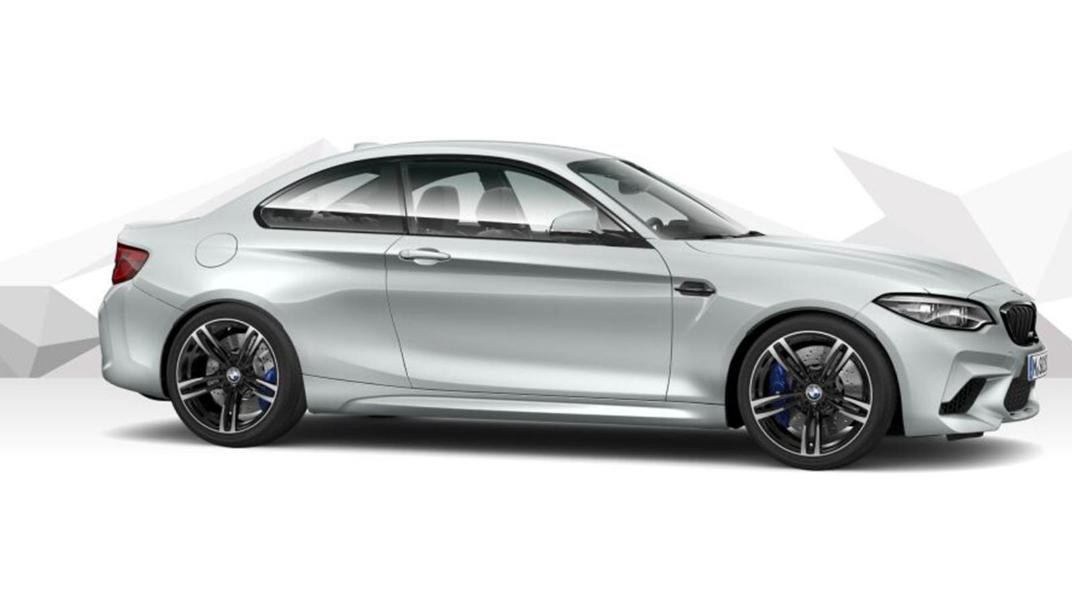 2019 BMW M2 Competition DCT Exterior 018