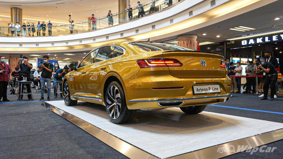 2020 Volkswagen Arteon 2.0 TSI R-Line Exterior 009