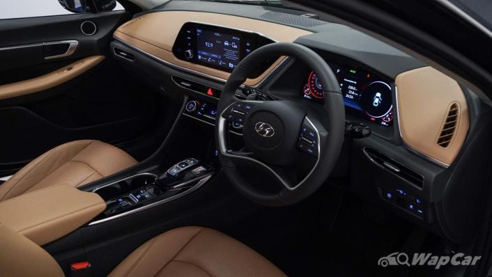 2020 Hyundai Sonata 2.5 Premium Interior 003