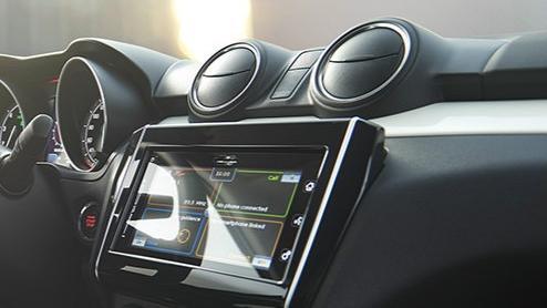 Suzuki Swift (2018) Interior 003