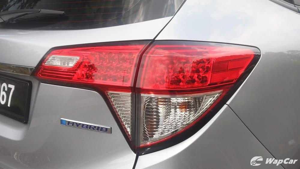 2019 Honda HR-V 1.5 Hybrid Exterior 040