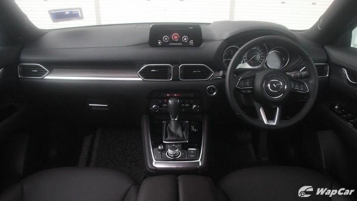 Mazda CX-8 2.2 SKYACTIVE (2019) Interior 001