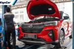 Servis Perodua Ativa: Kos RM 64, Ativa kami diperiksa selepas 1,000 km. Bunyi masih misteri