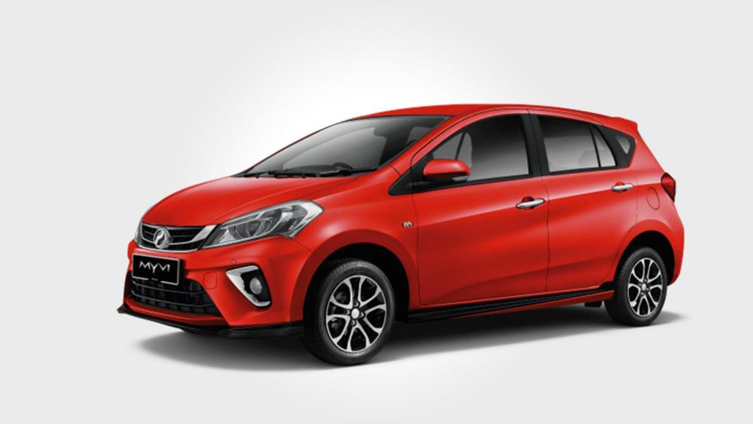 2020 Perodua Myvi 1.3L G AT Others 004