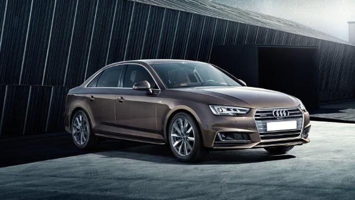 Audi A4 (2019) Exterior 003