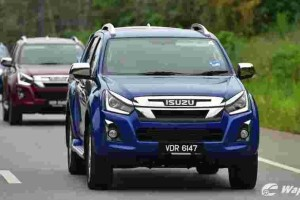 New Isuzu D-Max 1.9 Ddi BluePower is winning over more users in Pen. Malaysia