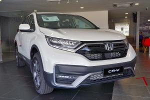 Priced from RM 140k, the new 2021 Honda CR-V facelift is launched in Malaysia, LaneWatch for all variants!