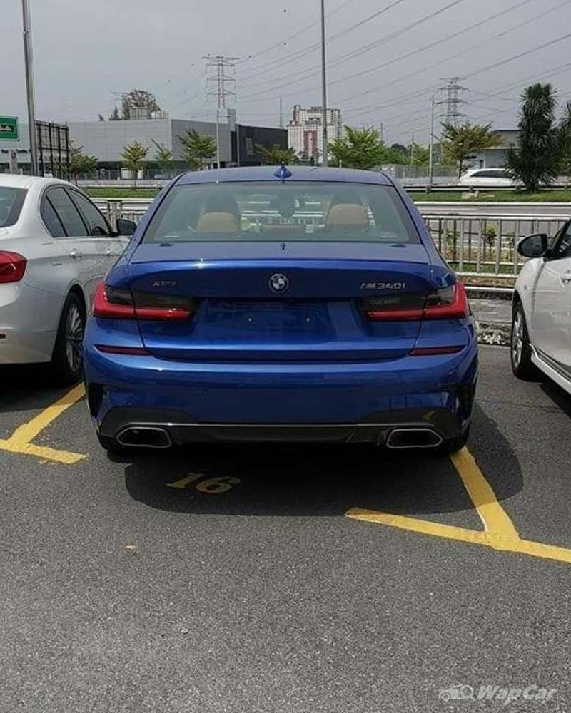 Spied: 2020 (G20) BMW M340i spotted in Malaysia, launching alongside 330e! 02